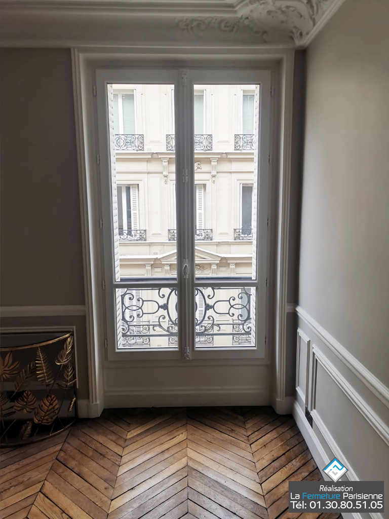 Renovation Volets Bois Paris fenêtres sur mesure bois, aluminium ou pvc à paris et